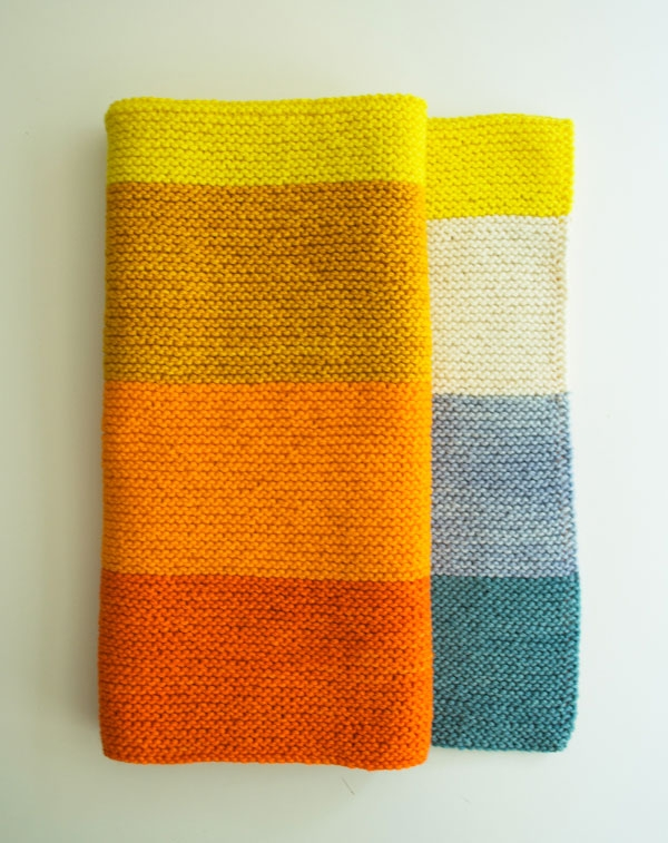New Super Easy Baby Blanket | Purl Soho