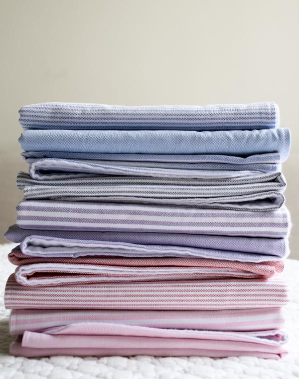 Oxford Burp Cloths