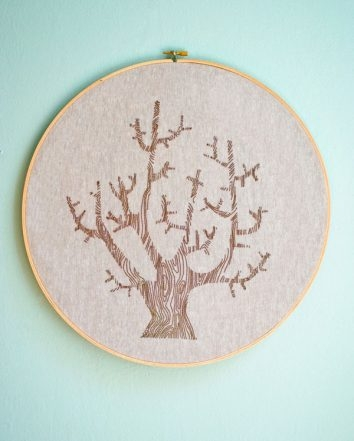 4 Seasons of Embroidery from Purl Soho + Egg Press | Purl Soho