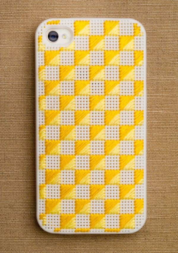 Needlepoint iPhone Cases | Purl Soho