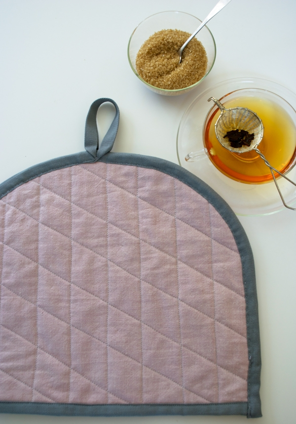 Quilted Tea Cozy | Purl Soho
