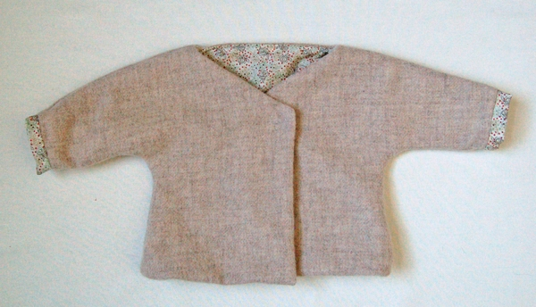 Felted Wool Baby Jacket | Purl Soho