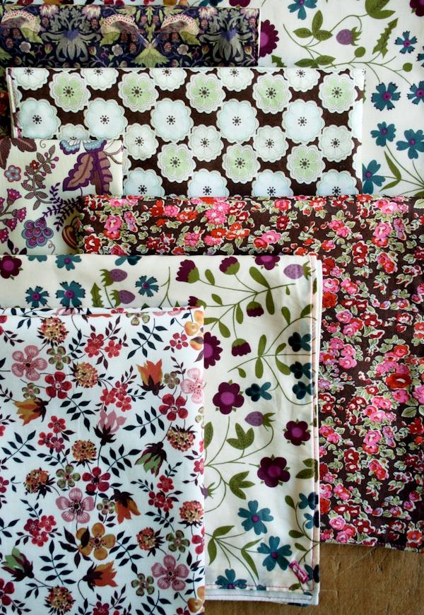 Buttonhole Napkins | Purl Soho