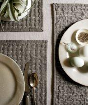 Reversible Sashiko Placemats | Purl Soho