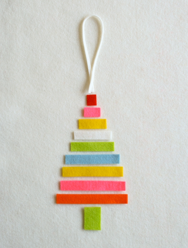 A Trio of Felt Ornaments | Purl Soho