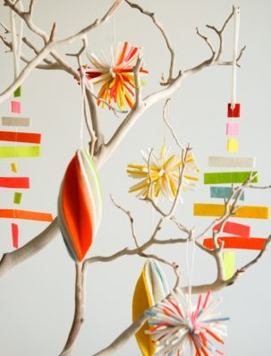 A Trio of Felt Ornaments | Purl Soho