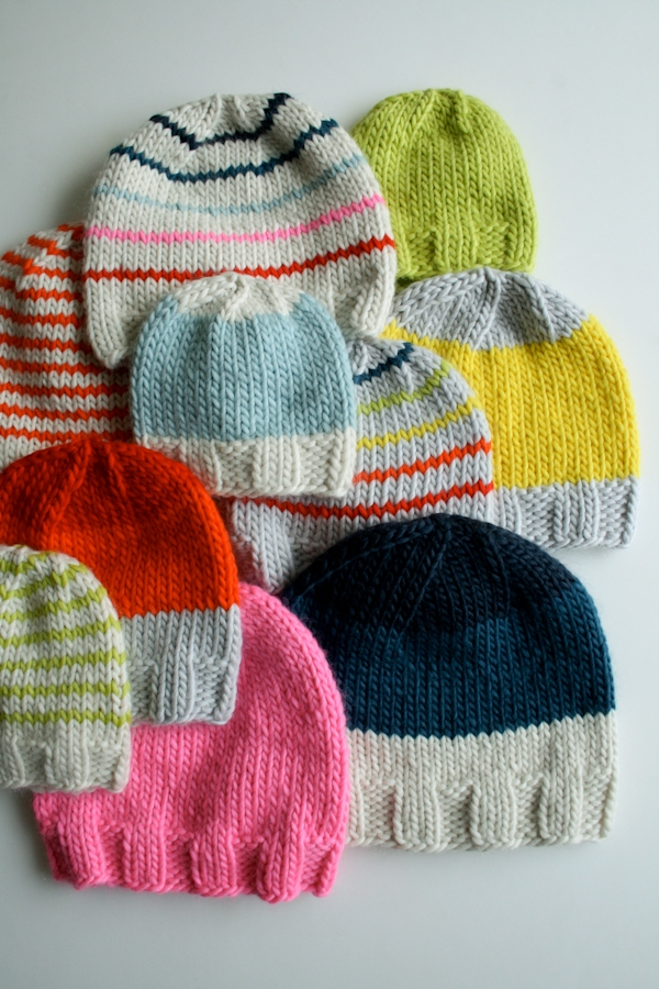 Super Soft Merino Hats For Everyone Purl Soho
