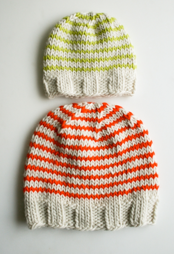 Super Soft Merino Hats for Everyone! | Purl Soho