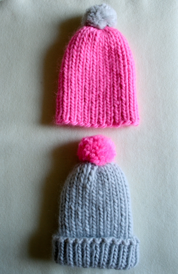 How Many Stitches Per Minute Knitting : Super Simple Super Soft Merino Baby Hat Purl Soho