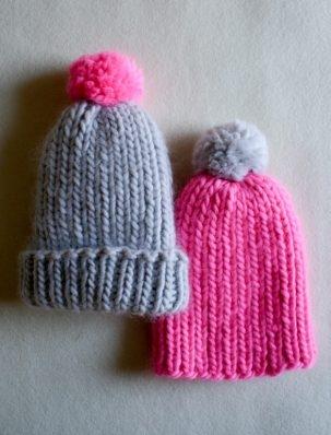 b0abedf5306 Super Simple Super Soft Merino Baby Hat