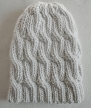 Chunky Cable Hat | Purl Soho