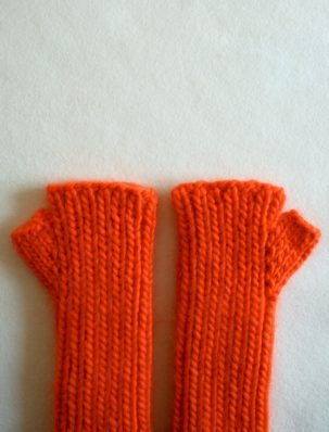 Super Soft Merino Hand Warmers | Purl Soho