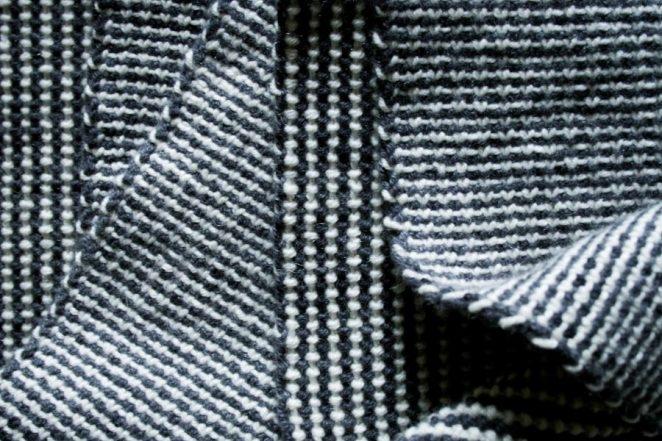 Reversible Stripes Scarf Purl Soho