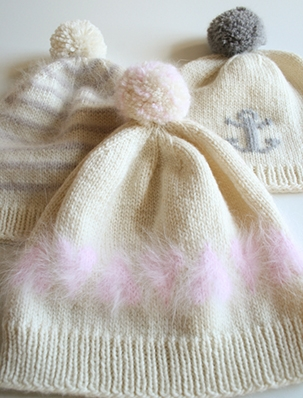 Soft + Sweet Hats | Purl Soho
