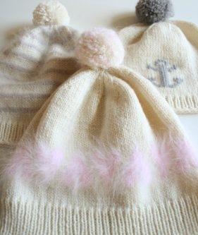 Soft + Sweet Hats