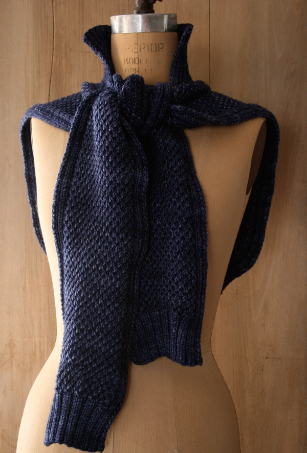 Sweater Shawl | Purl Soho