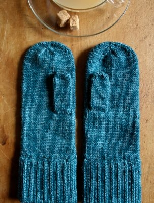 Classic Mittens | Purl Soho
