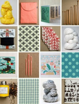 Goodbye Winter Sale at purlsoho.com!   Purl Soho