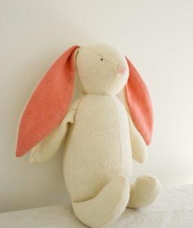Soft Woolen Bunny