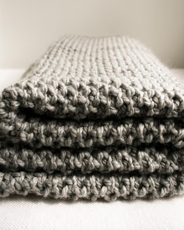 Knit And Purl Stitch Blanket : Fluffy Brioche Baby Blanket Purl Soho