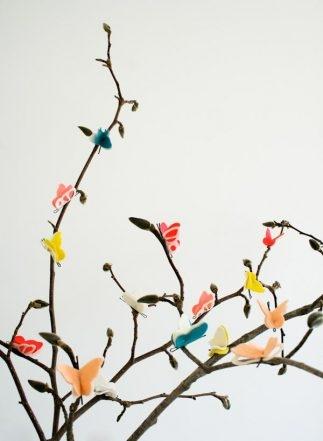 Bobby Pin Butterflies | Purl Soho