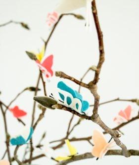 Bobby Pin Butterflies