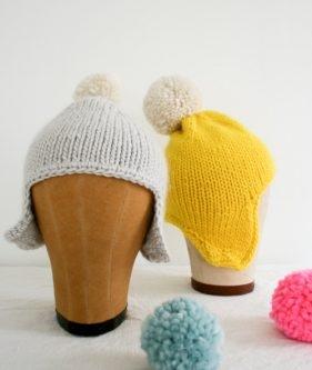 Cozy Ear Flap Hat