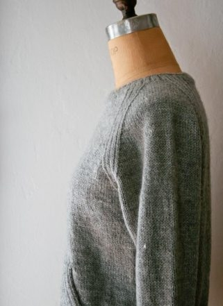 The Sweatshirt Sweater | Purl Soho