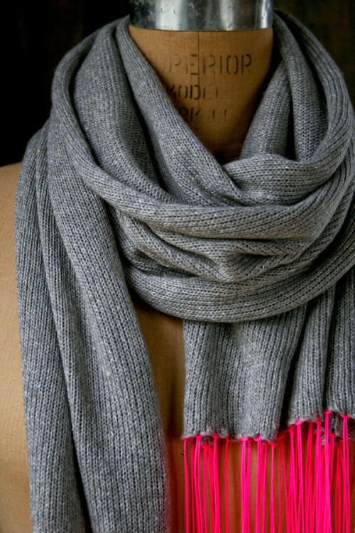 Beautiful Spring Scarf | Purl Soho