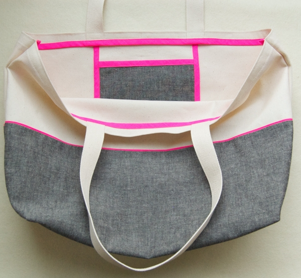 Everyday Tote | Purl Soho