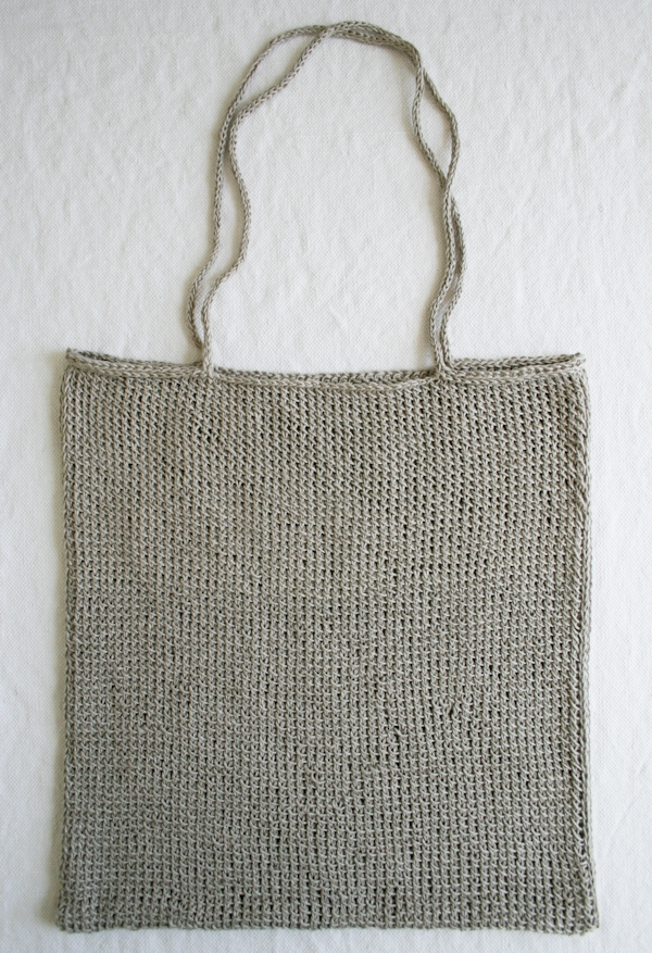 Knit Tote Purl Soho