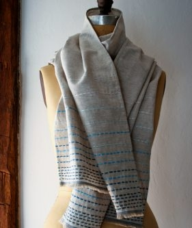 Running Stitch Scarf