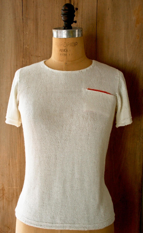 Knit T-Shirt | Purl Soho