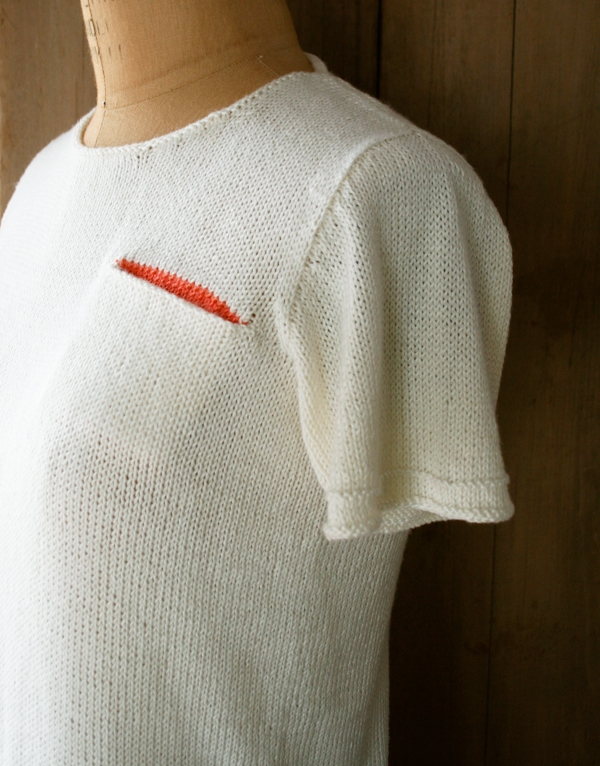 Knit T Shirt Purl Soho