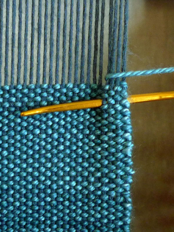 Finishing with Hemstitch | Purl Soho