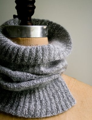 Salt + Pepper Cowl | Purl Soho