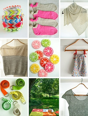 The Best of Summer Crafting!   Purl Soho