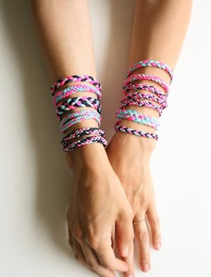 Braided Friendship Bracelets | Purl Soho
