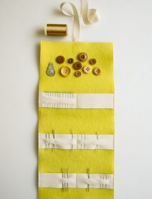 Heirloom Needle Case | Purl Soho