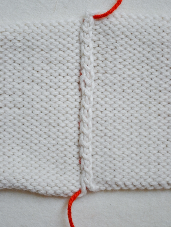 Mattress Stitch | Purl Soho