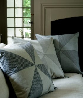 Big Pinwheel Pillows