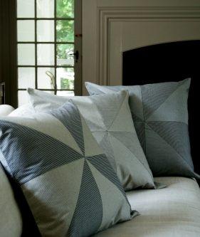 Big Pinwheel Pillows