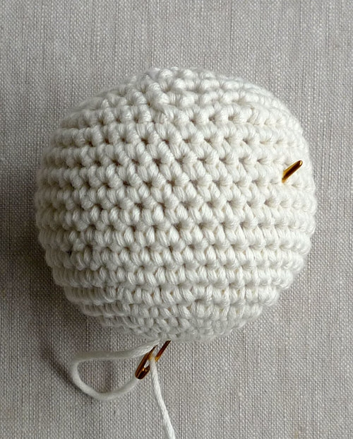 Crocheted Balls | Purl Soho