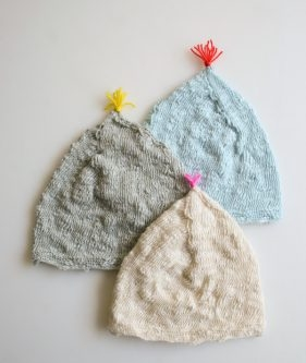 Pointy Hats for Newborns