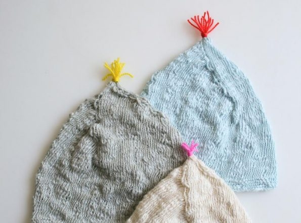 Pointy Hats for Newborns | Purl Soho