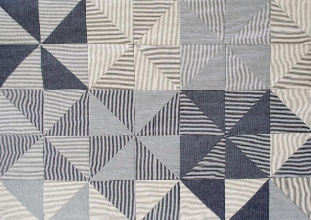 Denim Pinwheel Quilt | Purl Soho