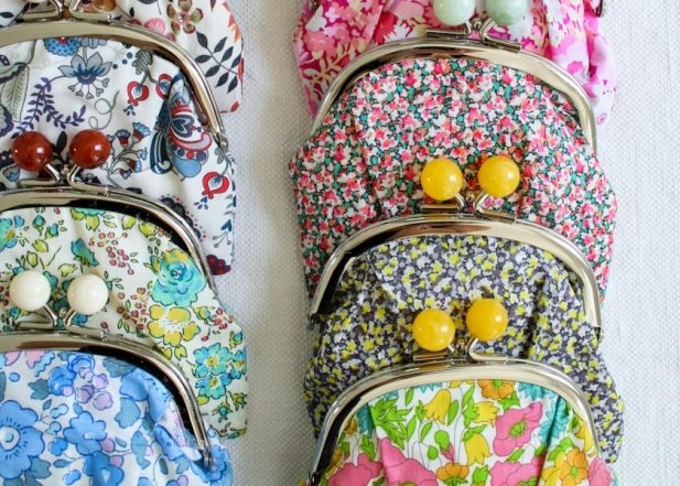 Lovely Liberty Coin Purses | Purl Soho