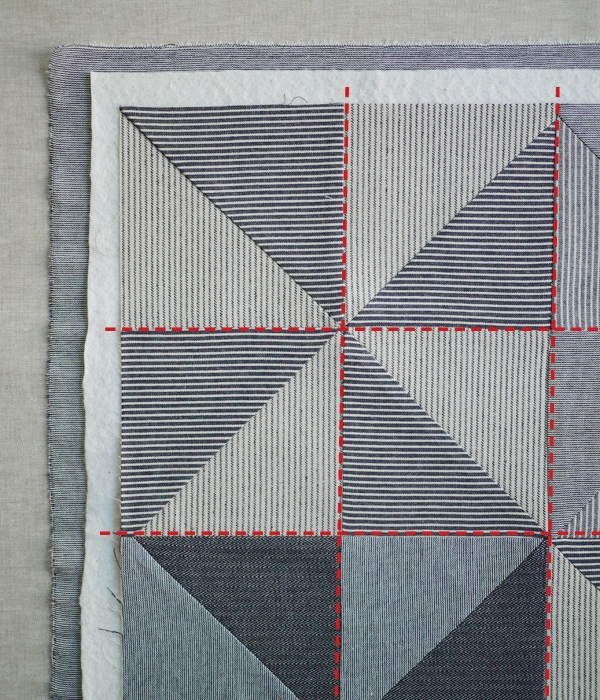 Pinwheel Quilt | Purl Soho : in the ditch quilting - Adamdwight.com
