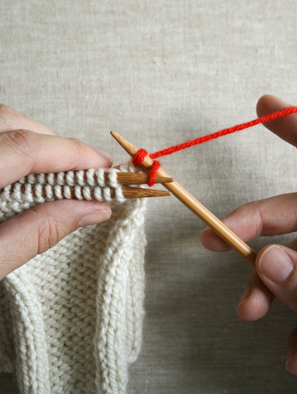 Knitting Stitches 3 Needle Bind Off : 3-Needle Bind Off Purl Soho