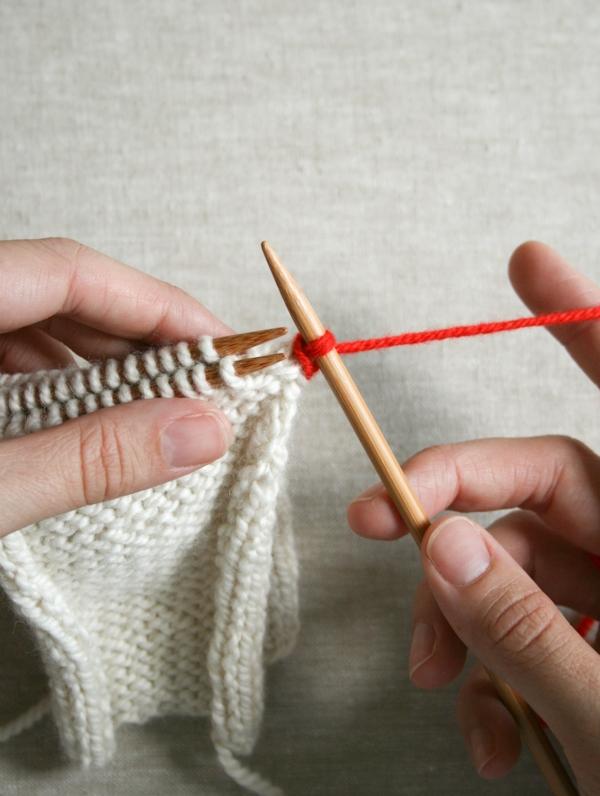 3-Needle Bind Off Purl Soho